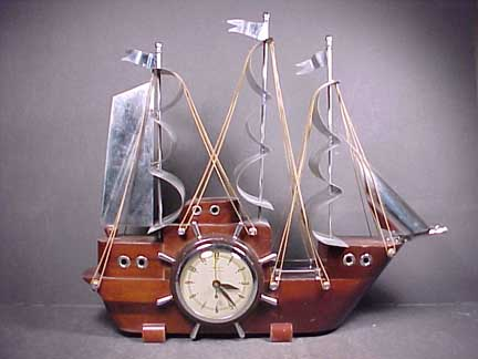 Acme Ron's Ship Clock
