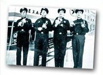 The Singing Texaco Servicemen