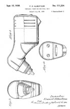 Sioux Drill Design patent D111234