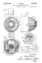 The Mix Finder Dial Speed Control Patent No. 2,274,480