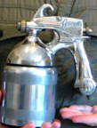 Electric Sprayit Company  -- 1939 Model paint gun