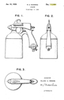 Electric Sprayit Company  -- Ronald Manning Paint Gun Design Patent D-112,884