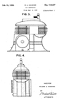 Electric Sprayit Company  -- Ronald Manning Air Compressor Design Patent D-113,427