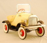 Steelcraft Cadillac pedal car