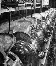 Sunbeam T9 Assembly Line