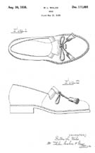Tassel Loafer Design Patent D111095