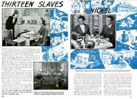 Popular mechanics article thirteen slaves for a nickel april 1939