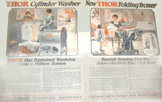 Thor Gladiron Washer-Ironer Combination