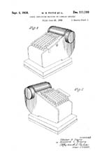Todd Checkwriter Design patent D111190