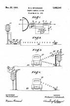 traffic radar patent 1982341