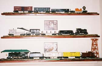 My Lionel Trains from 1947