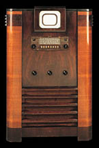 the RCA TRK-5 Television Receiver
