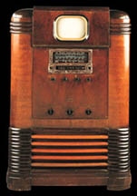 the RCA TRK-9 Television Receiver