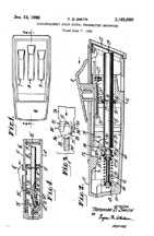 Patent 3,165,090 for Zenith Space Command Remote