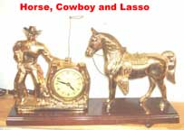 United Metal Goods Cowboy with Lasso