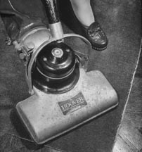 The Hoover Model 541 on loose rugs