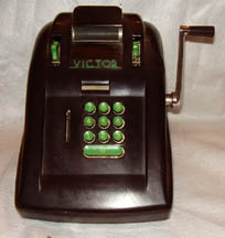 Victor Adding Machine