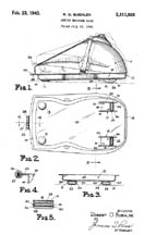 Victor Adding Machine Patent 2311928