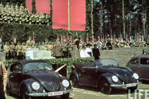 Volkswagen and Adolf Hitler