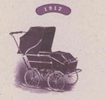 Wagner baby carriage
