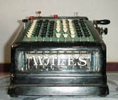 Wales Adding Machine