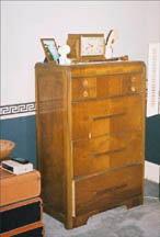 Waterfall Chest of Drawers