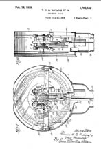 Watling Mechanism Patent 1702582