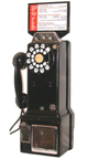 Western Electric Model 233 Payphone