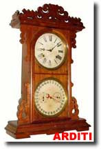 Welch Arditi Clock