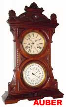 Welch Auber Clock