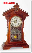Welch Dolaro Clock