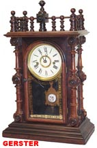 Welch Gerster Clock