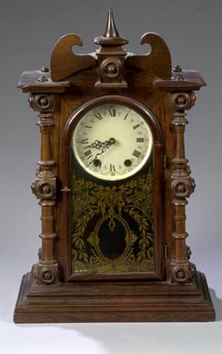 Welch Adelina Patti Clock