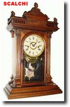 Welch Scalchi Clock