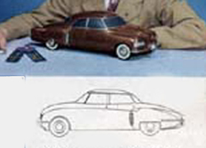 1947 Guild Car Winning Design