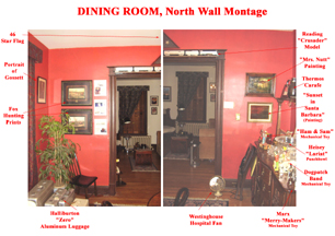 Dining Room North Wall