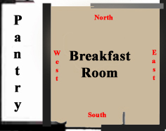 Breakfast Room Map