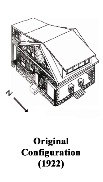 Drawing of Original Appearance