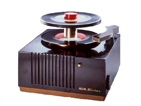 RCA Model 45-J 45rpm player