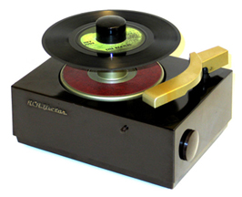 RCA Model 45-J 45rpm changer