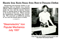 Steemelectric Iron