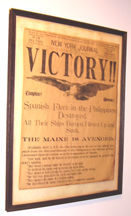 Spanish American War Newspaper