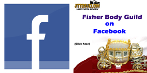 Fisher Body Guild Facebook Signup Button