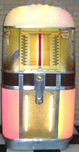 AMI Model B Jukebox, Front View