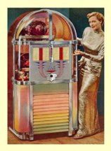 The AMI Model C Jukebox