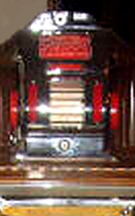 Collison Lanard Selector on Packard Manhattan Jukebox
