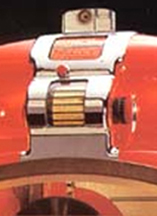 Collison Lanard Selector on Packard Pla-mor Jukebox