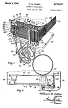 The Filben Changer patent No. 2,274,921