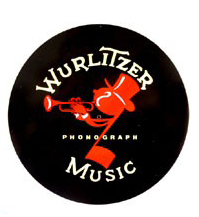 Wurlitzer Red Note Logo