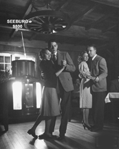 Dancing to a Seeburg 9800 Jukebox in 1946